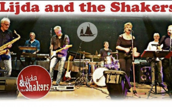 Optreden Lijda and the Shakers