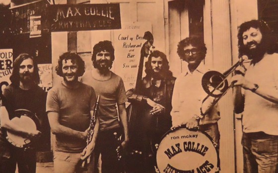 A tribute to the Max Collie Rhythm Aces
