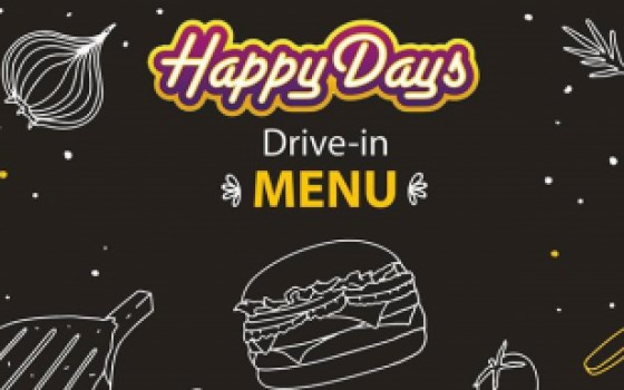 Happy Days Drive-in