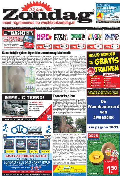 Adverteren in West-Friesland