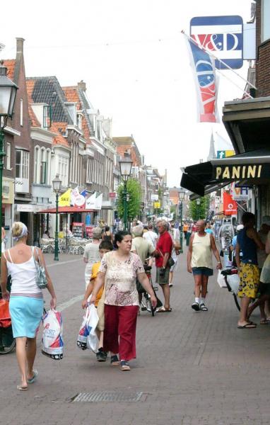 Koopzondag in Hoorn, Enkhuizen en Medemblik