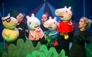 Familiemusical Peppa Pig