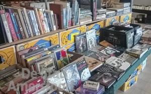 Grote Boeken en platenmarkt