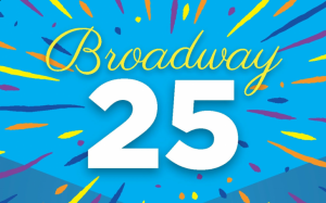 Theatershow BROADWAY25