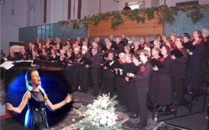 Kerstconcert Driebankoor m.m.v. Sterre van Boxtel