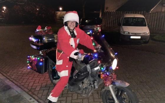 Ho Ho Ho Santa's Ride Abbekerk