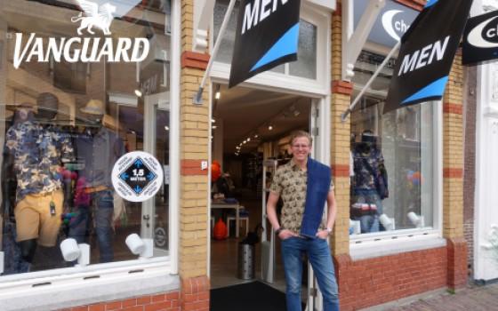 Charel Men, de Vanguard dealer van Hoorn