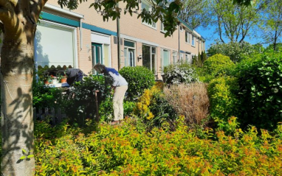 Tuinvrijwilligers gezocht