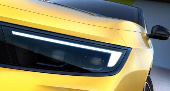 Toekomstige Opel Astra