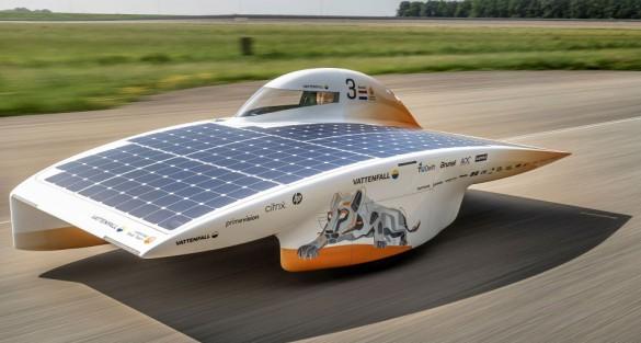 Hyundai ondersteunt Vattenfall Solar Team