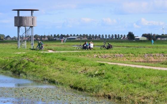 Fietstocht West-Friesland