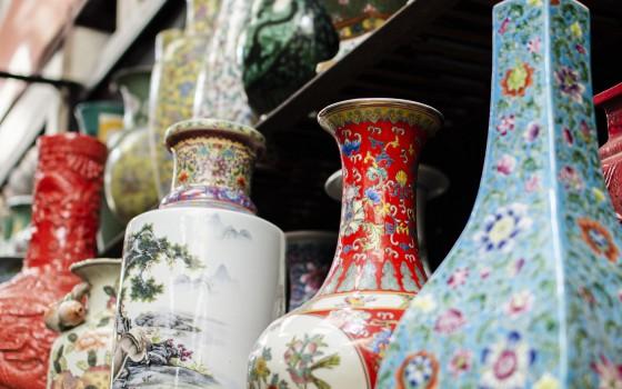 Antiek-Brocante markt en taxatie dag